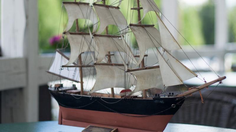 Pienoismallilaiva